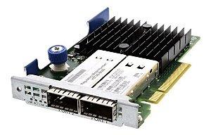 Placa Rede 10gb/40gb, 544+flr-qsfp, Servidor Hp DL60 G9