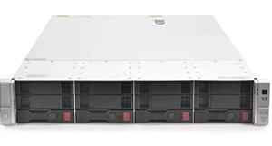 HP Dl380 G9, 2 E5-2680 V3, 64gb, 2tb, Rede 10gb, Hp P822