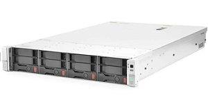 Servidor Hp Dl380 G9 2 Xeon 14 Core 64 Giga 2x Sas 300 Giga