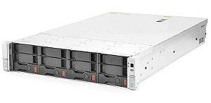 Servidor Hp Dl380 G9 2 Xeon 12 Core 256 Giga 2x Hd 1 Tera