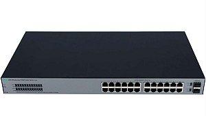 Switch Hp 24p 1920s-24g (jl381a) 24 10/100/1000 + 2p Sfp