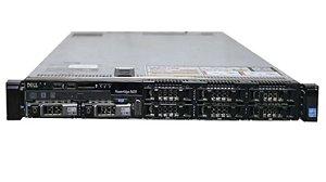 Servidor Dell R620 2 Xeon SIX Core E5-2620, 64gb, 600GB SAs