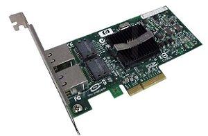 Placa De Rede Pci-e  Dual Port Intel / Cpu-d49919(b) Gigabit