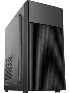 Computador AMD 3.5GHz + 4GB + 1 TERA HD SATA - Áudio Codec Onboard - PC NOVO