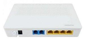 Terminal de rede óptica Huawei GPON ONT HG8240H