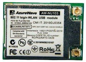 Placa Rede Wifi / Wireless EW-NU103