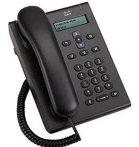 Telefone IP Cisco Voip Sip - Cp - 3905 - Lote com 16 Unidades - Com Garantia 6 meses