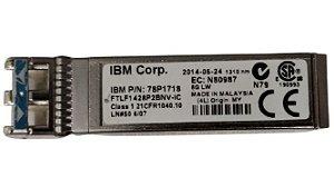 Gbic Ibm, 78p1718, 8g, 10km, 1310nm, Lw, Sfp+