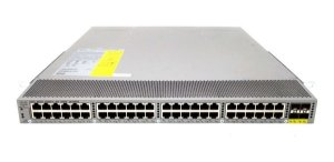 Módulo de expansão Cisco Nexus N2K-C2248TP-E-1GE - 48x Portas Giga + 4x Sfp+