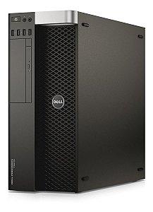 Workstation Dell T3610, Xeon E5-1620 V2 3.7 Ghz, 240gb, 32gb