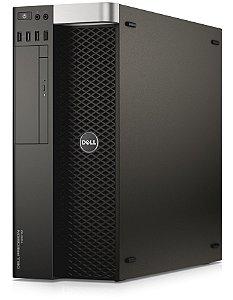 Workstation Dell T3610, Xeon E5-1607 V2, SSD 240 GB, 16GB