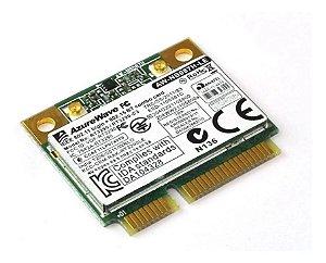Placa Rede - Nuc Azurewave - WiFi - Bluetooth - Produto Novo com Garantia