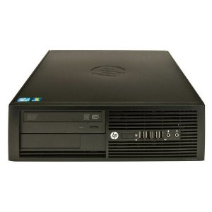 Micro Desktop HP Pro 4300 I3-3220 3.3 Ghz, 4GB,  SSD 120 GB - Seminovo com Garantia