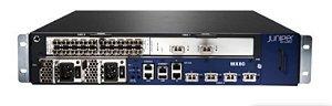 Roteador Juniper MX80,  MX80-AC: 80Gb, 4 portas SFP+ 10Gb