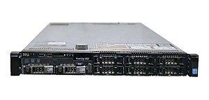 Servidor Dell R620, 2 Xeon E5-2620, 64gb, Sem Hd, 2 Gavetas