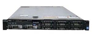 Servidor Dell PowerEdge R620: 2x Xeon E5-2620 Quadcore 64GB 2TB HD SAS
