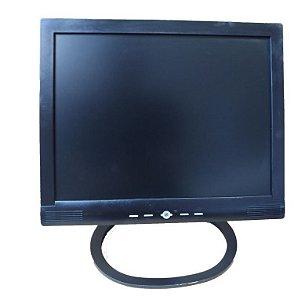 Monitor Lcd Aoc Lm522 15 Polegadas Aúdio - Vga  / Seminovo