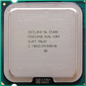 Processador Intel Dual Core E5400 2.7ghz + Cooler Original