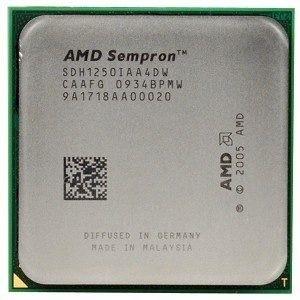 Cpu Processador Sempron Am2 Le-1250 / 2.2 Ghz Sdh1250iaa4dw