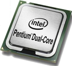Processador Dual Core E5300 2.6ghz + Cooler Original Intel