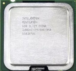 Processador Pentium 4 3.0 630 3.0ghz/2mb/800