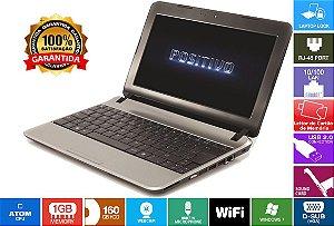 Netbook  Mobo Hd160gb 1.6ghz 2gb Wi-fi