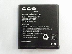 Bateria Celular Cce Mobi Zy1172a 3,7v - 1000mah / 3,7wh