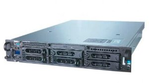 Servidor Dell Poweredge 2850 2 Xeon 8 Giga 2 Hd 146 Giga