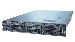 Servidor Dell Poweredge 2850 2 Xeon 8 Giga 2 Hd 146 Giga