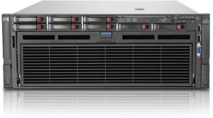Servidor Hp Proliant Dl580 G7 2x Xeon X7560 (8-core) 64gb