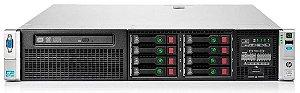 Servidor Hp Proliant Dl380p G8 Xeon Octacore 32 Giga 600 Gb