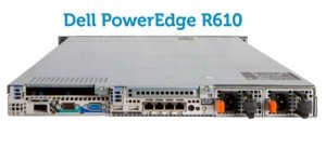 Servidor Dell Poweredge R610 2 Xeon Quad Core 32 Giga 600 Gb