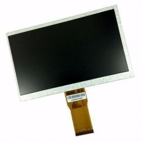 Tela Display Lcd Tablet Dl / Cce  - Cabo Flat: 7300101463