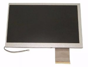 Display Tela Lcd Netbook Modelo Tela:  Hsd070idw1 Rev: 0