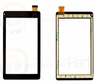 Tela Touch Tablet Cce Tf74w || Tf742 - Original