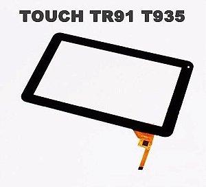 Tela Touch Tablet Cce Tr91 / T935 - 9 Polegadas