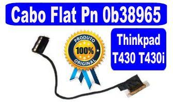 Cabo Flat Tela Lcd Lenovo Thinkpad T430 T430i Full Hd
