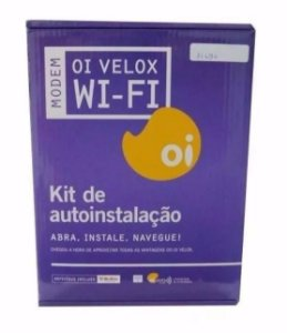 Kit Modem Oi Velox || Adsl2+ Wireless Amg1202-t10b 150mbps