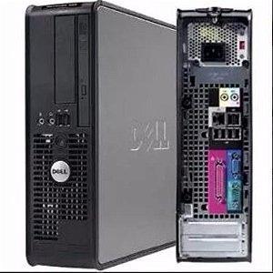 Mini Cpu Optiplex 745 - Core 2 Duo E6300 || 4gb || Hd 250g