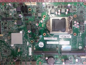Placa Mãe Lenovo Thinkcenter M71z / M72z Lga1155 || Ih61s