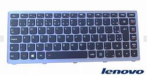 Teclado Notebook Lenovo S400 Pn: 25213456 V-127920qk1-br