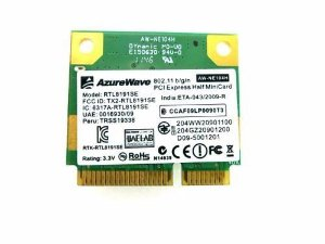 Placa Rede Notebook Wifi Wireless Rtl8191se Realtek