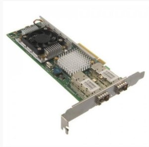 Placa Rede Dell Pci´e X4 - 10 Gigabit Sfp + 2 Port Broadcom