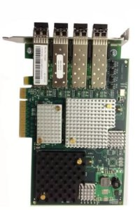 Placa Rede 74y3467 8gb Pcie Fibra Channel Adapter 4 Port X8