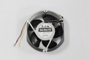 Cooler Exaustor San Ace 172 - 12v / 2.3a - 3800 Rpm