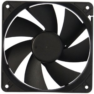 Cooler Gabinete Ventoinha Fan 120x120x25 Mm (12 Cm) 12v