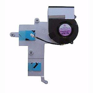 Cooler Hp351005h  Dc 5v 0.24a - 40ge09041-30 + Dissipador