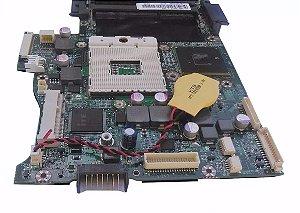 Placa Mãe Notebook Cce E35l E35b E25l T25l   I38iix