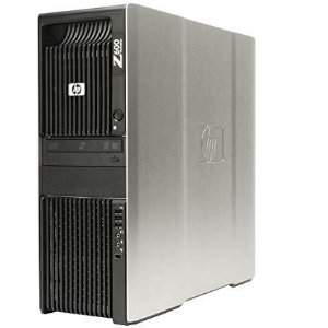 Workstation Z600 Xeon Quad Core 16g / ssd240Gb / Quadro 3800