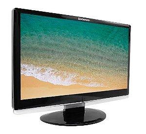 "Monitor Lenovo D1960WA 18,5"" - Semi Novo"